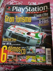 Magazine PlayStation magazine 20