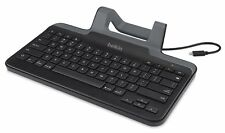 Belkin Wired Tablet Keyboard w. Stand - Lightning Connector To Suit iPad