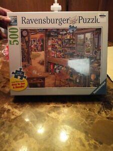 NEW Sunset Glory - 500 Piece Jigsaw Puzzle - Ravensburger Large Format