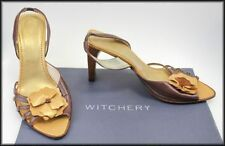 Witchery Block Open Toe Heels for Women