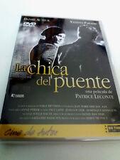 "DVD ""LA CHICA DEL PUENTE"" COMO NUEVO PATRICE LECONTE VANESSA PARADIS DANIEL AUTE"