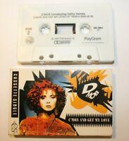 DMOB C'Mon and get my love Cassette tape Single Cassingle 1989 Dancin' Danny D