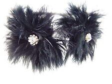 Versilberter Mode-Ohrschmuck im Hänger-Stil mit Strass-Perlen für Damen