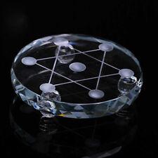 AAA 7 Star Plate Asian Quartz Crystal Healing Ball Sphere Stand