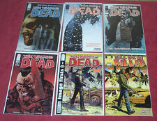 WALKING DEAD #111 Kill be Killed #6 Variant FCBD #1 Special Firsts Dec. 2012 LOT