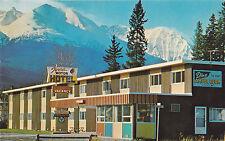 Tyee Motor Hotel Hudson's Bay Mountain SMITHERS British Columbia Canada Postcard