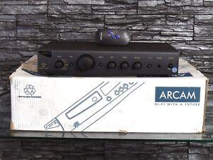 Arcam Verstärker ** Alpha 7R ** made in GB mit tollem Analogen Klang