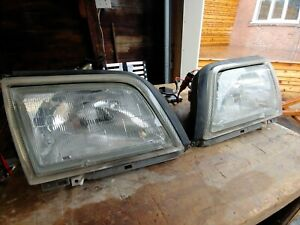 Mercedes R129 Headlights (SL500, SL600, SL300)