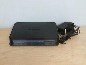 Netgear N600 Wireless 2.4G & 5G Dual Band Router DGND3700v2 ABR400 inc VAT