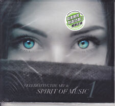 Celebrating The Art & Spirit of Music Vol.1 Leonardo Amuedo STS Digital CD New