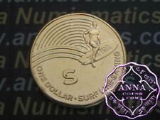 NEW 2019 S for Surf Life Saving $1 X 1 Dollar , EX Mint Bag UNC