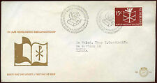 Netherlands 1964 Bible Society FDC First Day Cover #C27172