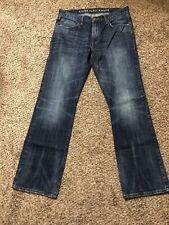 American Eagle Original Boot Jeans Size 34/34 Actual Size 36/34