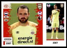 Panini FIFA 365 2019 - Jeroen Zoet PSV Eindhoven - No. 256