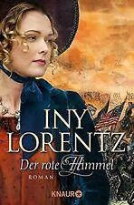 Der rote Himmel: Roman (Texas) von Lorentz, Iny   Buch   Zustand gut