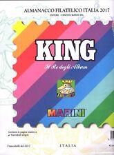 Fogli Marini Italia Repubblica versione King 2017