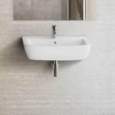 Lavabo sospeso 55X45 in ceramica Dolomite Gemma 2
