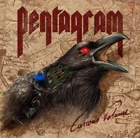 PENTAGRAM - CURIOUS VOLUME  VINYL LP NEW+