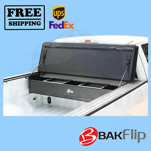 BAKBox 2 Tonneau Toolbox Industries for 2012-17 Dodge RAM 1500 w/RAM Box 92201