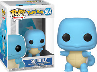 Squirtle Funko Pop Vinyl New in Box