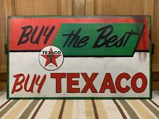 Texaco Gasoline Motor Oil Buy The Best Advertising Vintage Style Wall Decor Star