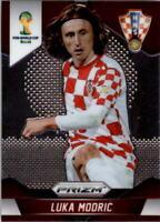 2014 Panini Prizm World Cup #118 Luka Modric