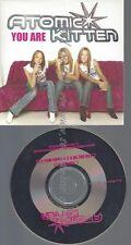 PROMO CD--ATOMIC KITTEN--YOU ARE--2TR