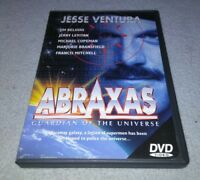 Abraxas: Guardian of the Universe (DVD) *RARE oop