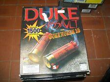 RETROGAME PC: DUKE ASSAULT FOR DUKE NUKEM 3D CARTONATO BIG BOX CONTOVENDITA