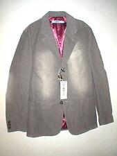 New NWT Mens S 38 Designer Italy RED Valentino Corduroy Jacket 48 Blazer Small