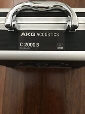 AKG C 2000 B Large Condenser Microphone - New!