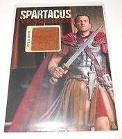 Spartacus Vengeance Costume Trading Card Craig Parker as Claudius Glaber (V1)