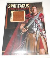 Spartacus Vengeance Costume Trading Card Craig Parker as Claudius Glaber (V1)