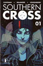 SOUTHERN CROSS #1 - Circle Logo - New Bagged