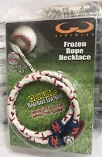 H6) GAMEWEAR NEW YORK METS FROZEN ROPE NECKLACE MLB OSFA