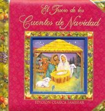 El Tesoro de Los Cuentos de Navidad (Spanish Edition)
