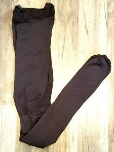 SPANX HIGH WAIST TIGHTS CHARCOAL GRAY sz A XS NWOT OPAQUE