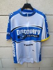Maillot cycliste DISCOVERY CHANNEL NIKE Shirt Tour 2005 Lance ARMSTRONG XL
