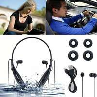 Universal Wireless Bluetooth Sports Handfree Stereo Earphone Headset Headphone