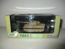 TIGER I sSSPzABT 101 FRANCE 1944 -NO.60021-DRAGON SCALA 1:72