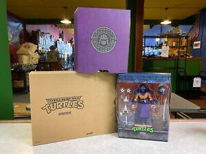 """2020 Super7 Teenage Mutant Ninja Turtles Ultimate Wave 2 SHREDDER 7"""" Figure NIB"""