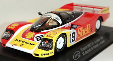 SLOT IT SICA03G PORSCHE 962C LH SHELL MARIO ANDRETTI LEMANS 1988 1/32 SLOT CAR