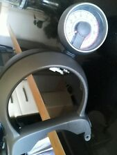Toyota Aygo / Citroen C1 / Peugeot 107 Rev Counter Tachometer silver Sorround