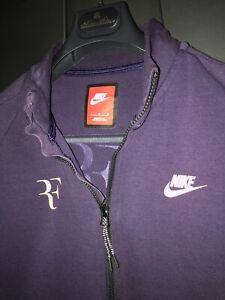 """Mens Nike Federer Premier """"RF"""" Court Tennis Jacket Large"""