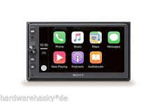 "Sony xav-ax100 autoradio, Apple CarPlaY, Android VOITURE, navigation, 6,4"" écran"