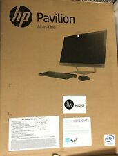 """HP Pavilion 24-b012 All-in-One PC Intel Pentium 24"""" TOUCH Display 4GB RAM 1TB"""
