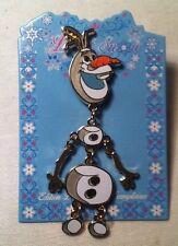 Disneyland Paris Pin - Let it Snow - Frozen - Olaf - L.E