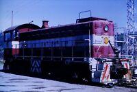 Original Slide Portland Terminal Railroad PTRR Alco 33 Portland, OR 1968