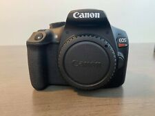 Canon EOS Rebel T6 DSLR Camera & 18-55mm Lens - Black Accepting Offers
