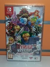 Hyrule Warriors - Definitive Edition SWITCH NUOVO ITA